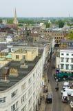 Cambridge view Stock Photo