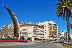 cambrils Ισπανία Στοκ Φωτογραφία