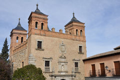 Cambron gate, Toledo (Spain) Royalty Free Stock Photography