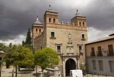 Cambron Gate of Toledo, Spain Stock Image