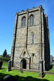 Cambuskenneth Abbey - Augustinian Monastery Royalty Free Stock Images
