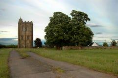 Cambuskenneth abbotskloster, Stirling Arkivbild