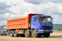 CAMC truck Royalty Free Stock Photography