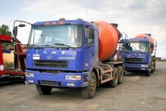 CAMC-vrachtwagen Stock Fotografie