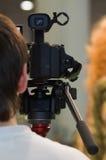 Camcoder photographie stock libre de droits