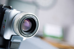 Camcorder Royalty Free Stock Images