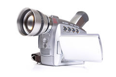 Camcorder Stock Photo