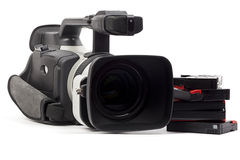 Camcorder Stock Photography