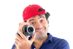 Free Camcorder Royalty Free Stock Photo - 2865785