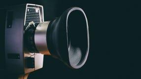 Camcorder för tappning super8 royaltyfri fotografi