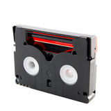 Camcorder tape Royalty Free Stock Photography