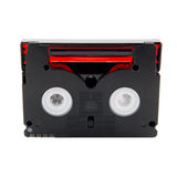 Camcorder tape Royalty Free Stock Image
