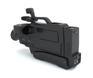 Camcorder on a white Stock Photo