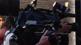 camcorders Imagen de archivo