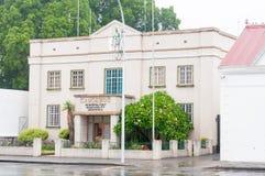 Camdeboo市政厅 库存照片