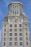 Camden City Hall dans le New Jersey Images stock
