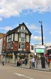 Camden Eye Arkivbild