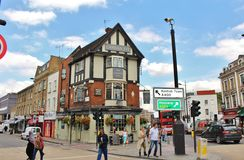 Camden Eye Arkivbilder