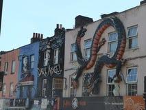 Camden g?owna ulica Londyn obraz stock