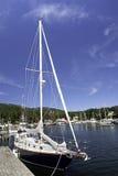 Camden Harbor Imagens de Stock Royalty Free