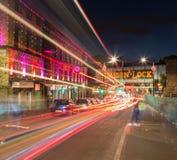 Camden kędziorek przy nocą Zdjęcie Stock