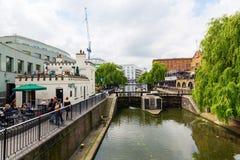Camden kędziorek w Camden miasteczku, Londyn, UK Zdjęcie Royalty Free