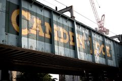 Camden Lock Stock Foto