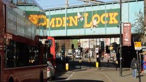 Camden Lock almacen de video