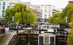 Camden Lock Photographie stock