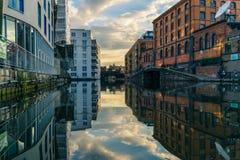 Camden Lock Photos libres de droits