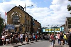 Camden Lock, Londen royalty-vrije stock fotografie