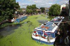 Camden Lock, London Stock Photography