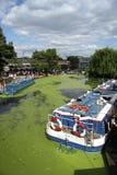 Camden Lock, London Stock Images
