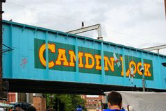 Camden Lock Stock Photography