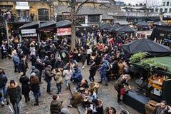 Camden Lock in London, UK stock photos