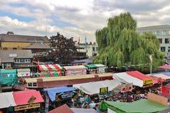 Camden Lock Market Stock Images