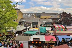 Camden Lock Market Royalty Free Stock Images