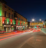 Camden Lock na noite Foto de Stock Royalty Free