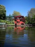 Camden Lock stockbild