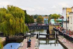 Camden Locks Stock Photos