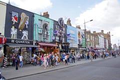 Camden London Royalty Free Stock Photo