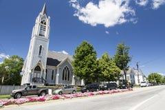 Camden, Maine, Etats-Unis image libre de droits