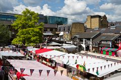 Camden Market Royalty Free Stock Photography