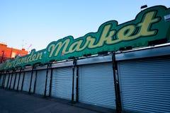 The Camden Market Stock Image