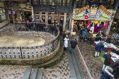 Camden Market i London, England, Förenade kungariket Arkivbilder