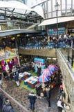 Camden Market i London, England, Förenade kungariket Royaltyfria Foton