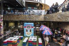Camden Market i London, England, Förenade kungariket Royaltyfri Foto