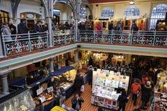 Camden Market in London, UK royalty free stock photo