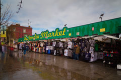 Camden Market in London Royalty Free Stock Photo