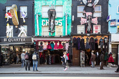 Camden Market London Royalty Free Stock Images